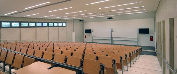 Hörsaalgebäude FH Jülich