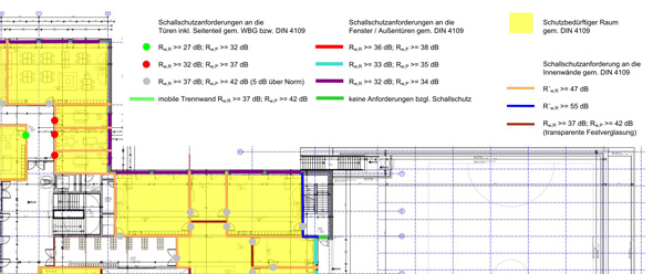 Schallschutz / Bauakustik