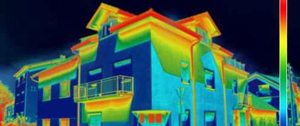 Thermografie-Kamera (Wärmebild-Kamera)